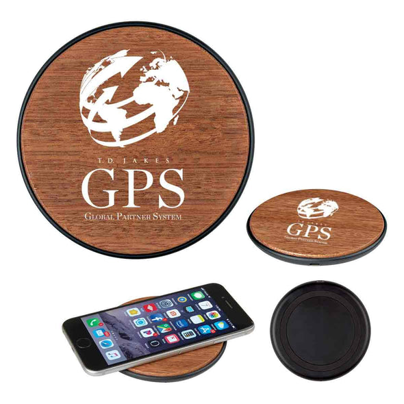 T.D. Jakes - Wireless Charging Pad - GPS