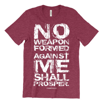 T.D. Jakes - No Weapon T-Shirt
