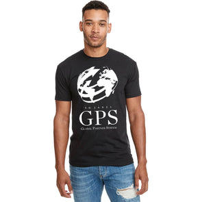 T.D. Jakes - Men's Fitted CVC Crew - GPS