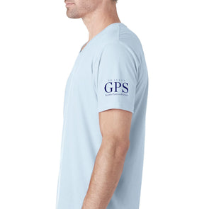T.D. Jakes - Mens Sueded V-Neck - GPS