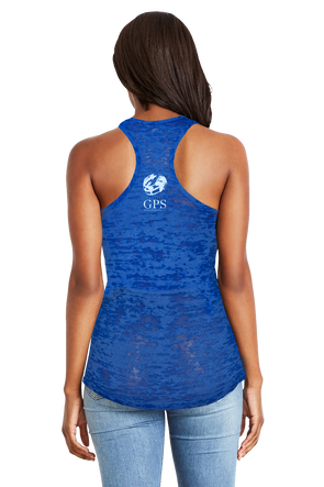 T.D. Jakes - Ladies Burnout Tank - GPS