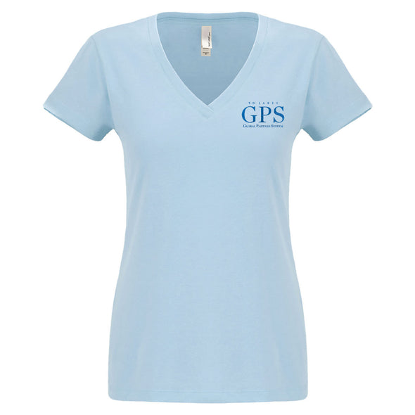 T.D. Jakes - Ladies Sueded V-Neck - GPS
