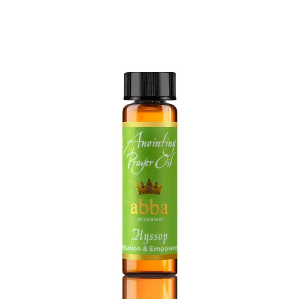T.D. Jakes - Anointing Oil Prayer - Hyssop