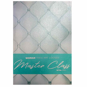 T.D. Jakes - WTAL Shimmer Ice Cover Journal