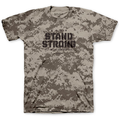 Kerusso® Adult T-Shirt - Stand Strong