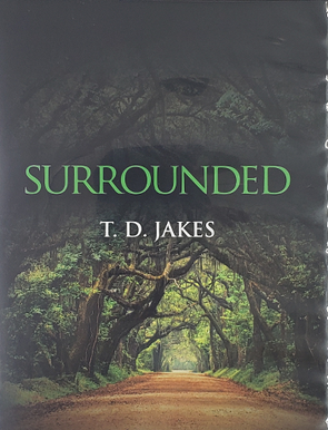 T.D. Jakes - Surrounded CD