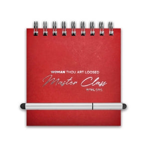 T.D. Jakes - WTAL Stretch Pen Set Journal 5x5