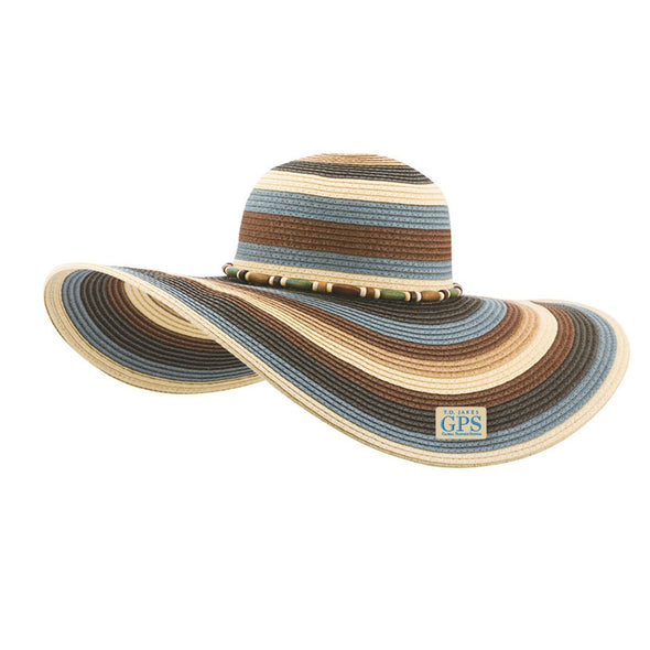 T.D. Jakes - Toyo Braided Sun Hat - GPS