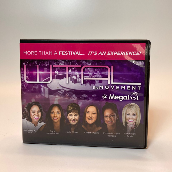 T.D. Jakes - WTAL Movement MegaFest 2015 5 CD Series