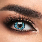 Color - Blue Contact Lenses