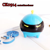 TopsFace Cute Alien Contact Lenses Auto-washer CK0914