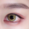 TopsFace Dodo Brown Colored Contact Lenses