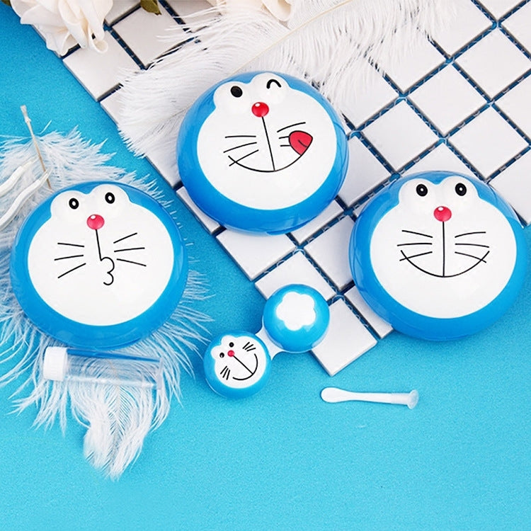 TopsFace Cartoon Doraemon Lens Case