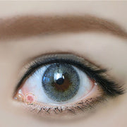 TopsFace Euroamerician  Green-Grey Colored Contact Lenses