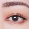 TopsFace Flower Brown Colored Contact Lenses