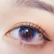 TopsFace Milky Star Pink Colored Contact Lenses