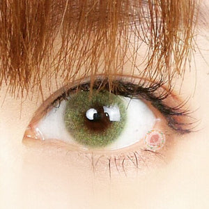TopsFace HD Green Colored Contact Lenses