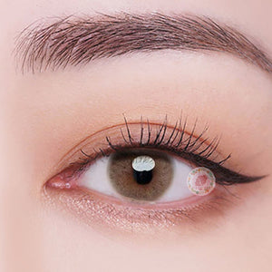 TopsFace HD Brown Colored Contact Lenses