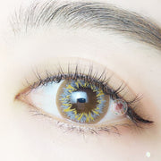 TopsFace Lily Grey Colored Contact Lenses
