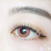 TopsFace Lily Pink Colored Contact Lenses