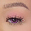 TopsFace Maxiy Pink Colored Contact Lenses