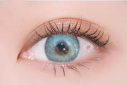 TopsFace Pearl Grey Colored Contact Lenses