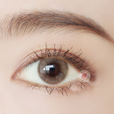 TopsFace Polar Lights Brown II Colored Contact Lenses