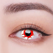 TopsFace Reddish Dream Colored Contact Lenses