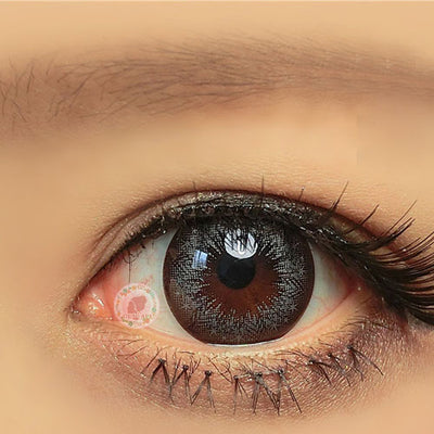 TopsFace Starshine Doll Grey Colored Contact Lenses