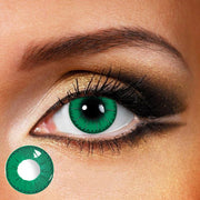 TopsFace Dodo Green Colored Contact Lenses