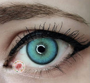 TopsFace Himalaya Blue Colored Contact Lenses