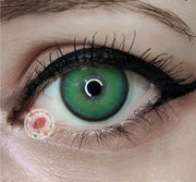 TopsFace Himalaya Green Colored Contact Lenses