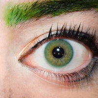 TopsFace Iris Green Colored Contact Lenses
