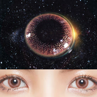 TopsFace Mermaid Kyi Pink II Colored Contact Lenses