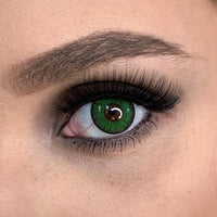 TopsFace Mystery Green Colored Contact Lenses