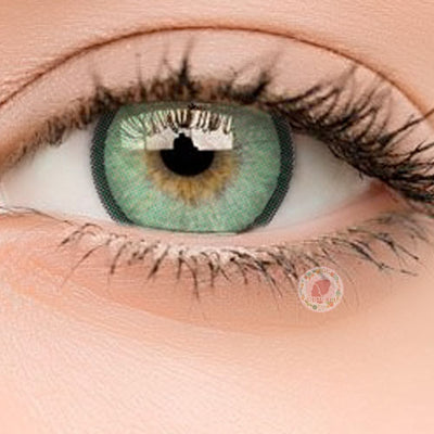 TopsFace Polar Lights Green II Colored Contact Lenses