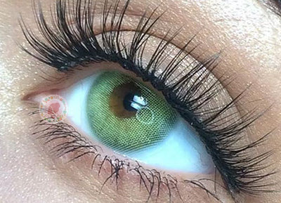 TopsFace Queen Green Colored Contact Lenses