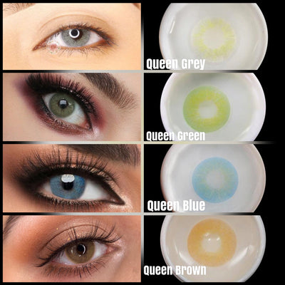 TopsFace Oueen Series Contact Lens Kit