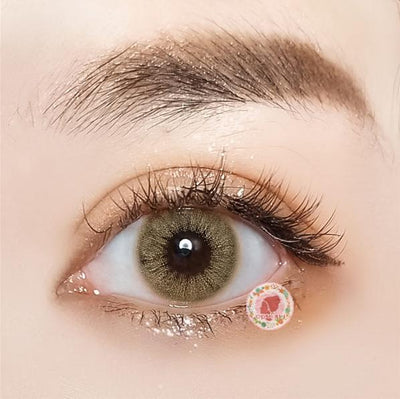 TopsFace summer brown Colored Contact Lenses