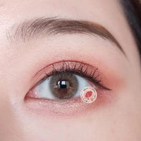 TopsFace summer grey Colored Contact Lenses