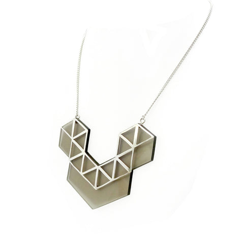 Hex Statement Necklace II
