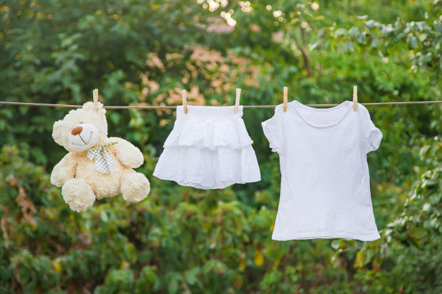 Gift Good Health With Organic Baby Clothes