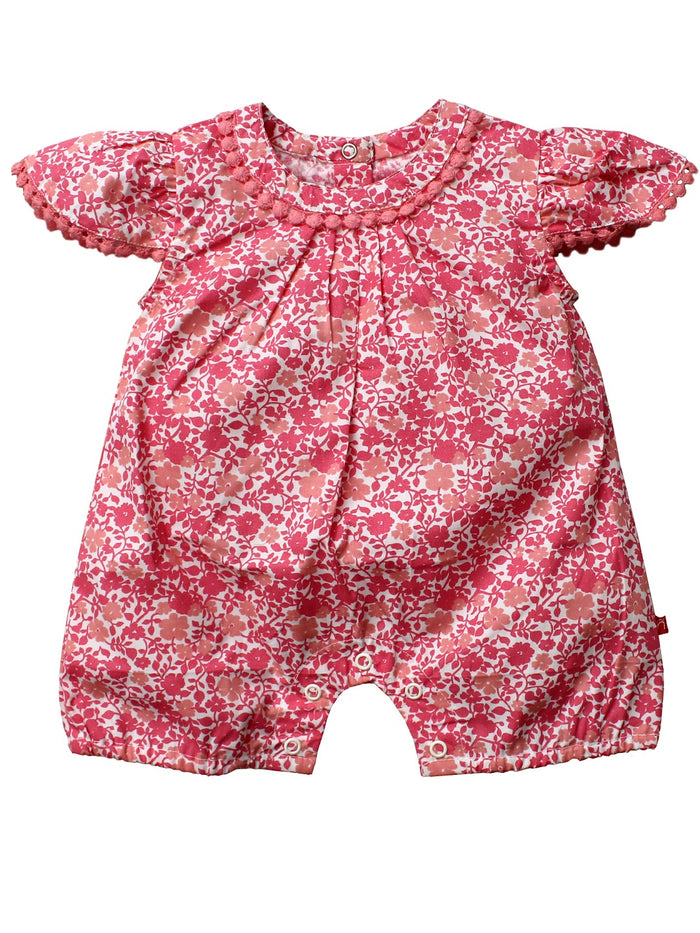 100% Organic Cotton Romper