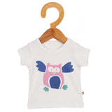 Nino Bambino 100% Organic Cotton T-Shirt & Short Sets For Baby Girls