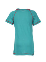 100% Organic Cotton Half Sleeves T Shirt