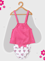 Nino Bambino 100% Organic Cotton Dress For Baby Girls