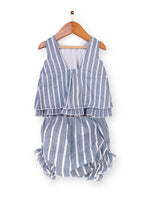 Nino Bambino 100% Organic Cotton Baby Girl Top & Bottom Sets