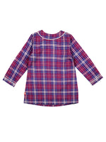 100% Organic Cotton Tunic Top For Baby Girls