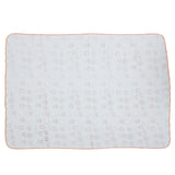100% Organic Cotton Baby Blanket