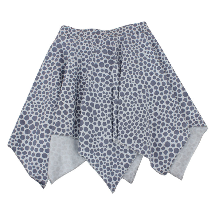 100% Organic Cotton Printed Skirt For Girls